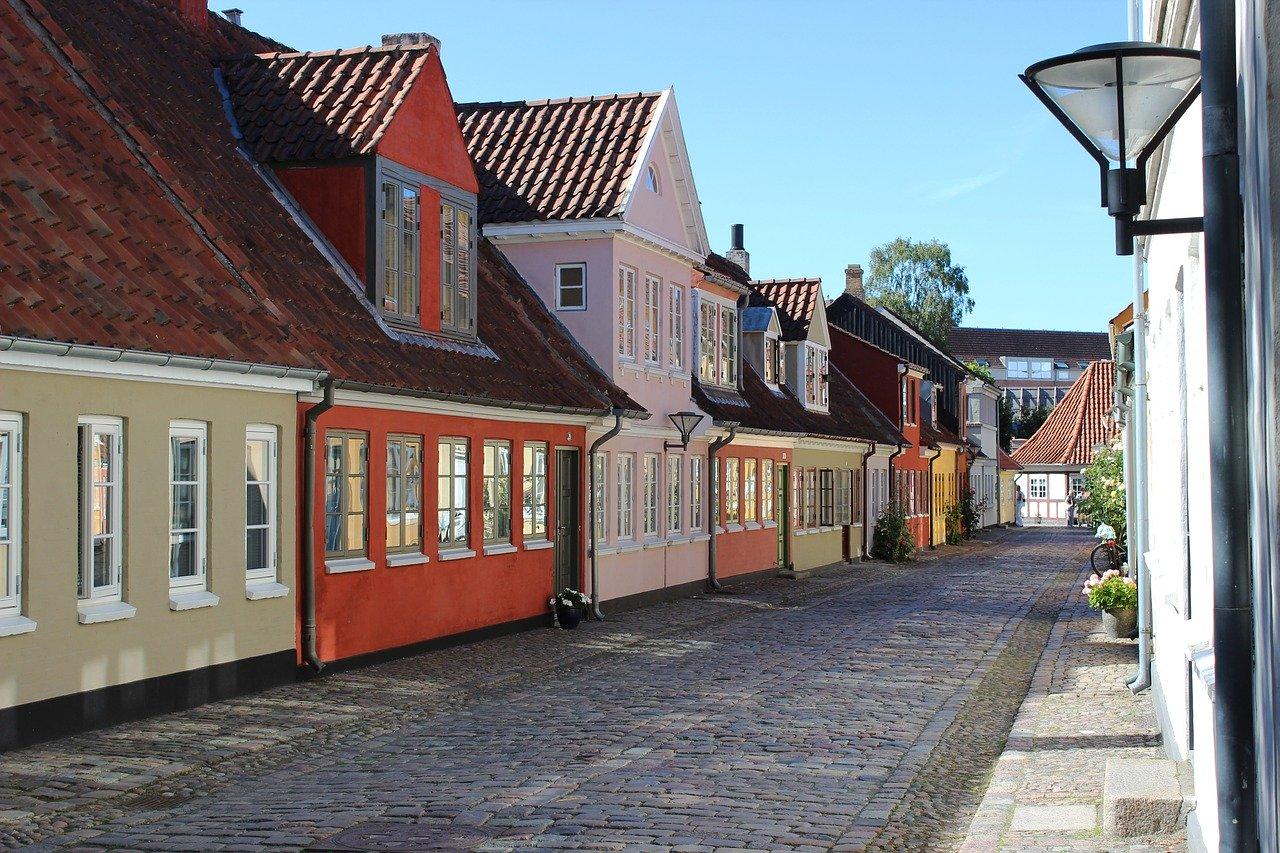 Odense auf Fünen