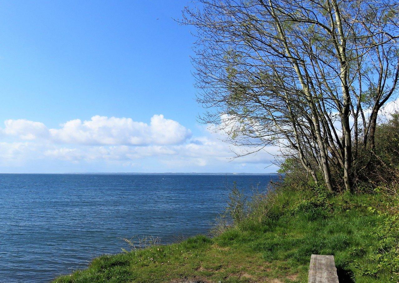 dänische Ostseeinsel Fünen